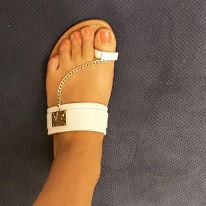 Woman  sandals  size 6